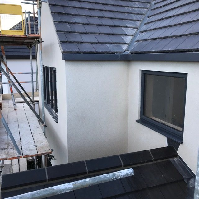 Monocouche Rendering and External Wall Rendering in Lincoln